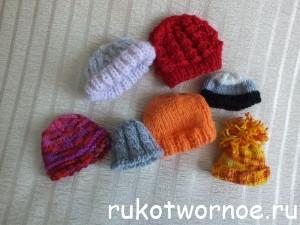 Микро-шапочки 1