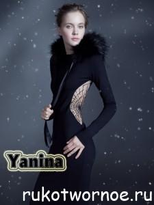 Yanina капюшон_