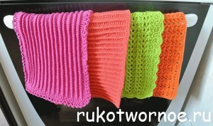 crochet kitchen towel 4 crochet kitchen towels that are easy to make beautiful crochet